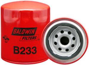 BALDWIN FILTERS B233 Oil Filter