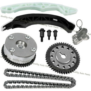 Timing Chain Kit Camshaft VVT For Smart Fortwo Cabrio 451 Coupe Convertible 1.0
