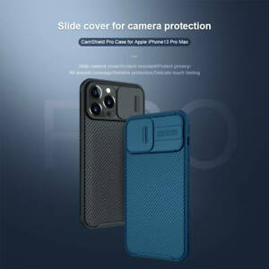 NILLKIN Camera Lens Protection Phone Case For iPhone 13/13 Pro &13 Pro Max