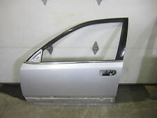 GS300 GS400 GS430 LEFT FRONT DOOR PANEL SHELL SILVER CAR 98-05 DRIVER SIDE L LH