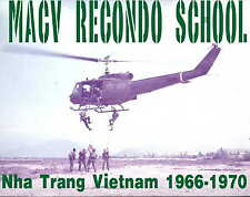 MACV Recondo School Vietnam  concert Tshirt
