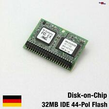 SSD M-SYSTEMS 32MB IDE FLASH THINCLIENT HP 44PIN POL DOM SSD DISK ON MODUL