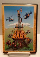 Scott Coady's Tour Baby Deux! 2005 Tour de France Racing Cyclist 2 DVD Set Rare!