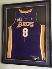 Kobe Bryant signed Lakers UDA 7 88 Framed Jersey 2000 Champions Patch Upper  Deck a314aa0bb