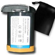 PRO SERIES Equivalent CANON LP-E4/LPE4 Li Ion Battery for Digital SLR Cameras