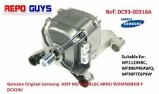 Samsung 10 Kg washing machine MOTOR WDM500FGB F DC310V DC93-00316A parts