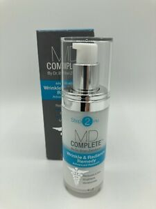 MD Complete Wrinkle & Radiance Remedy Anti Aging Face Cream with Retinol