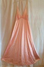 Nightgown Vintage Vanity Fair Peach Pink Size 34