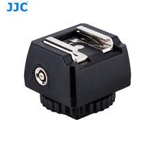 Jjc Jsc-9 Hot shoe adapter for Pc female outlets shoe mount / flash speedlight