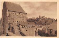 Helechos -15 - LA torre Raoul y camino ronda - EL DULCE FRANCIA