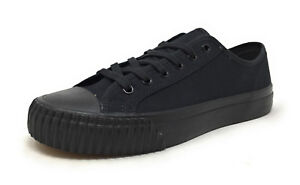 PF Flyers Men Women Sandlot Center Lo Shoes MC2002SD - Black/Black