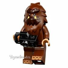 LEGO MINIFIGURES SERIE 14 MONSTERS - SQUARE FOOT 71010 - ORIGINAL MINIFIGURE