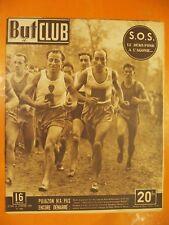 But & Club-Miroir N° 161 du 24/1/1949- Bois de Boulogne, Pujazon n'a pas démarré