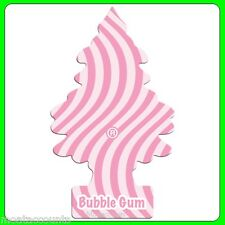 Bubble Gum Little Tree Air Freshener [TREE06]  Magic Pink Stripe