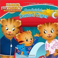 Goodnight, Daniel Tiger (Daniel Tiger's Neighborhood) New Book