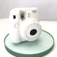 Fujifilm Instax Mini 8. Instant Color Film Camera. Polaroid. Lomo - White #64