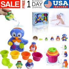 Bathtub Sea Animal Spray Bath Toy Indoor Outdoor Beach Tub Fun Water Toy Us