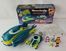 Playmates Warner Bros 1996 Space Jam Moron Airship Vehicle w Nerdlucks COMPLETE