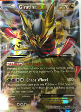 Pokemon Ancient Origins Giratina-EX - 57/98 - Rare Holo ex