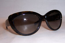 NEW YVES SAINT LAURENT SUNGLASSES YSL 6349/S 086-HA HAVANA/BROWN AUTHENTIC