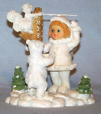 Snow Angel figurine from House of Lloyd Collection