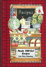 *FORT KNOX KY 2004 PIERCE ELEMENTARY SCHOOL COOK BOOK *PANDA PAW-FECT RECIPES