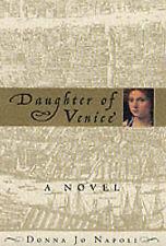 New, Daughter of Venice, Napoli, Donna Jo, Book