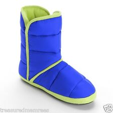SO Puffer Bootie Slippers ~  Size Small (5-6) ~ New With Tags MSRP $30.00