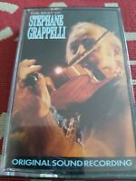 The Very Best Of Stephane Grappelli Audio Cassette