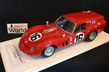 "APM Model (transkit) Ferrari 250 GTO ""Breadvan"" 1:12 #16 24h Le Mans 1962 (PJBB)"