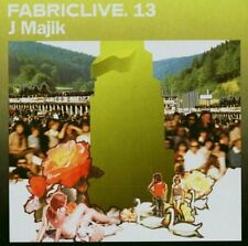 J MAJIK - FABRICLIVE 13 [CD]