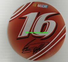 """Greg Biffle 2015 R&R Imports #16 Roush Fenway Racing Round Decal 3"""" FREE"""