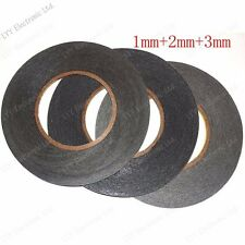 1mm+2mm+3mm black for 3M Sticker Double Sided Tape Adhesive cell phone repair