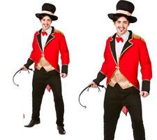 Costumi e travestimenti pantaloni rossi per carnevale e teatro taglia XL