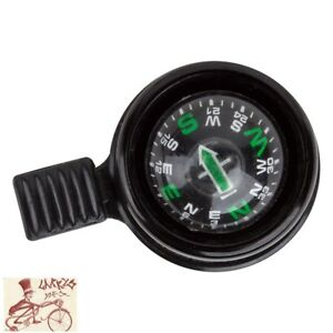 SUNLITE COMPASS BLACK BICYCLE BELL