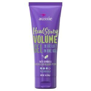 Aussie Head Strong Volume Gel