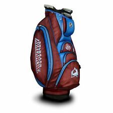 NEW Team Golf NHL Colorado Avalanche Victory Cart Bag