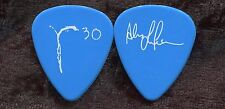 RUSH 2004 R30 30th Anniv Tour Guitar Pick!!! ALEX LIFESON custom concert stage
