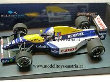 Williams FW14 Renault 1991 Riccardo PATRESE 1:18 Minichamps