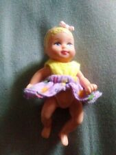 Barbie Happy Family Baby Jointed Doll Nursery Girl
