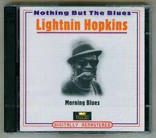 Lightin' Hopkins - Morning Blues - 43 Tracks - NEW 2 CDs