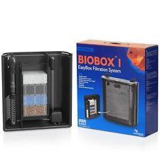 Aquatlantis BioBox 1 Aquarium Fish Tank Internal Filter / Heater / Media <100L