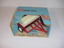 1/16 Vintage International Grain Drill W/Blue Box by ERTL!