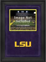 "LSU Tigers Deluxe 8"" x 10"" Horizontal Photo Frame with Team Logo - Fanatics"