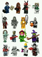 Lego Minifigure Series 14 Monsters 71010 COMPLETE SET of 16