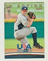 2013 Panini USA Baseball IN ACTION #1 CARLOS RODON RC Rookie QTY AVAILABLE