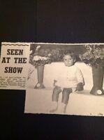 A1-2 Ephemera 1969 Picture Lisa Jane Mccurley Manston Summer Show