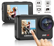 Campark V40 4K Action Camera 20MP WIFi Dual TouchScreen EIS Sport Waterproof Cam
