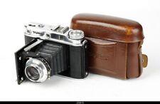 Camera Folding Rangefinder Voigtlander  Perkeo E 6x6 with Color-Skopar