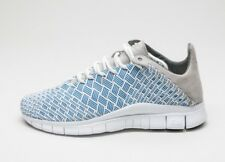 Nike Free Inneva woven fountain Blue/granite/summit White 12 US AUTHENTIC SALE!!